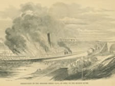 Records of the Henry Clay Fire, 1852
