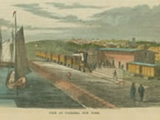 Records of the Yonkers Waterfront and Pier, ca. 1858 - 2007