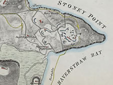 Records of the British at Stony Point, 1779-1784