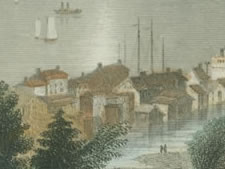 Images of the Village of Sing Sing, ca.1837-1841
