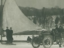 Winter Views of the Hudson, ca.1913, 1918