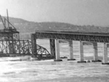 Records of the Tappan Zee Bridge Construction, 1951-55